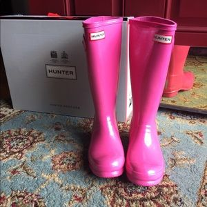 New Authentic Tall Hunter boots
